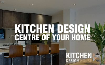 Kitchen design, centre of your home!