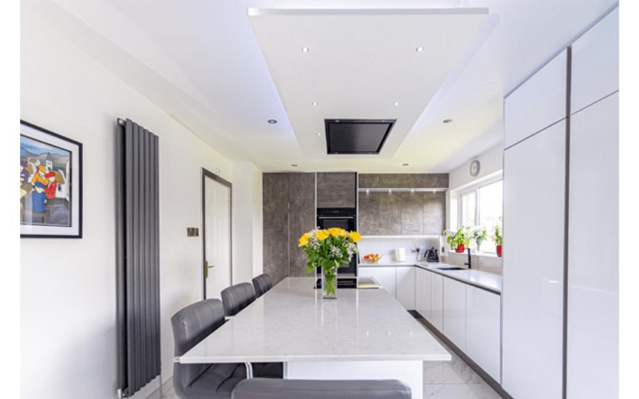bespoke kitchen designed by kitchen design house